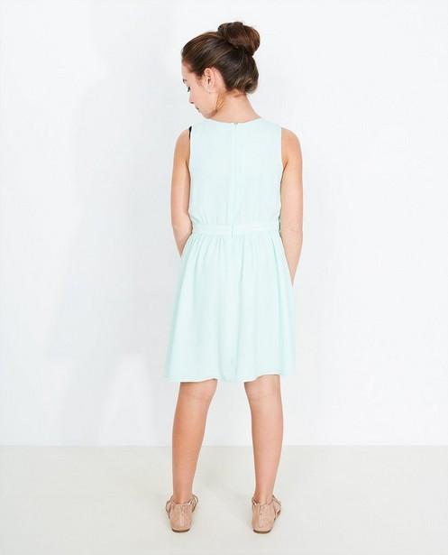 Verrassend Mintgroene jurk UX-31