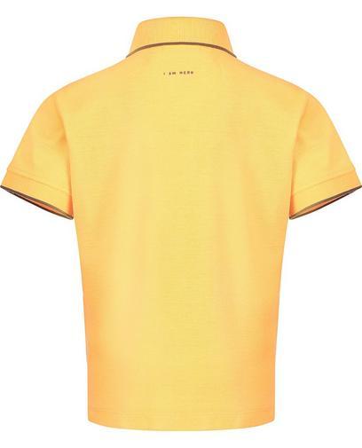 Polo orange fluo