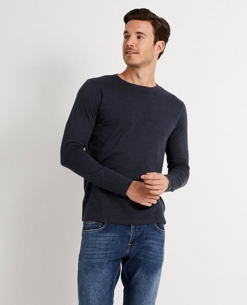 T-shirts - BLD - Longsleeve van biokatoen