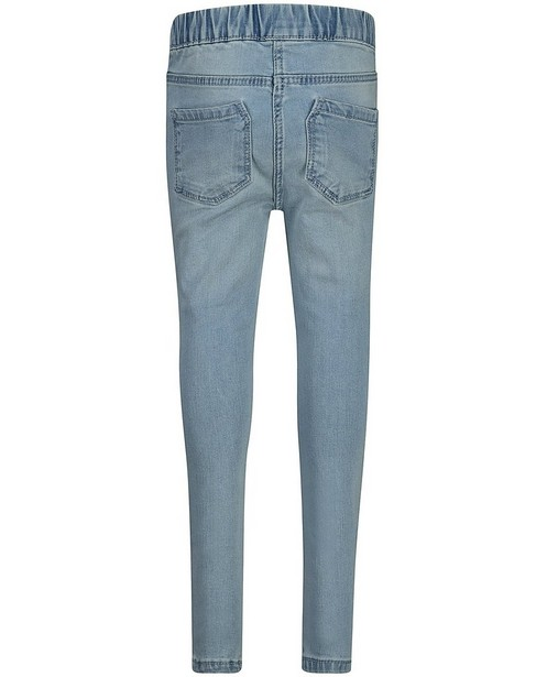 Jeans - Donkerblauwe jegging