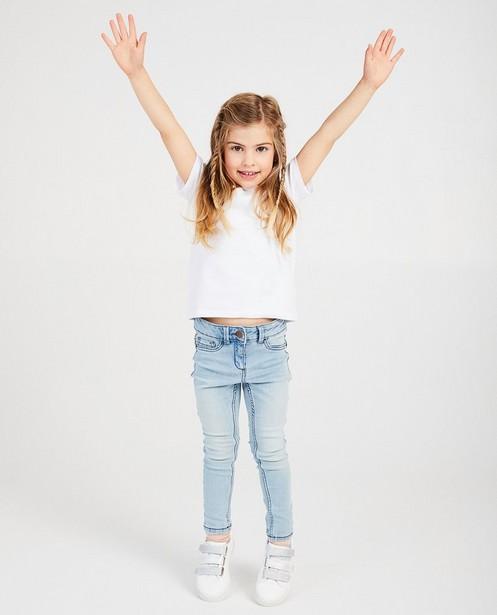 Jeans skinny MARIE - délavé - JBC