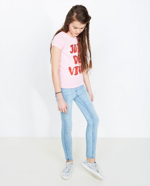 Jeans - navy - Donkerblauwe jegging