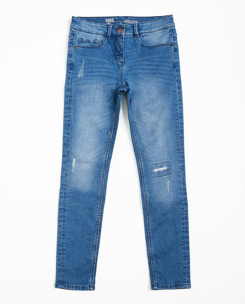 Jeans - BLM - Destroyed skinny jeans