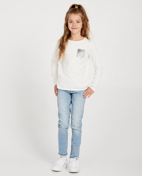 Nachtblauwe jeans - null - JBC