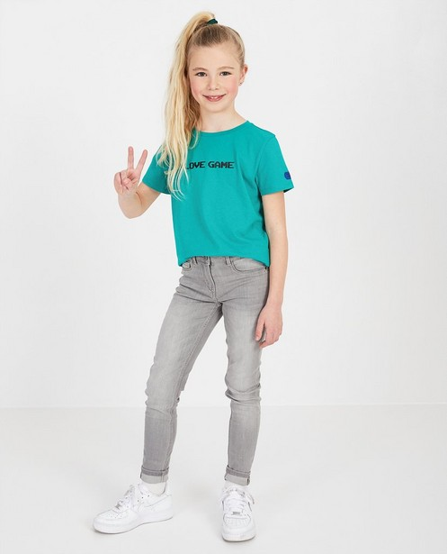 Jeans skinny MARIE - dry denim - JBC