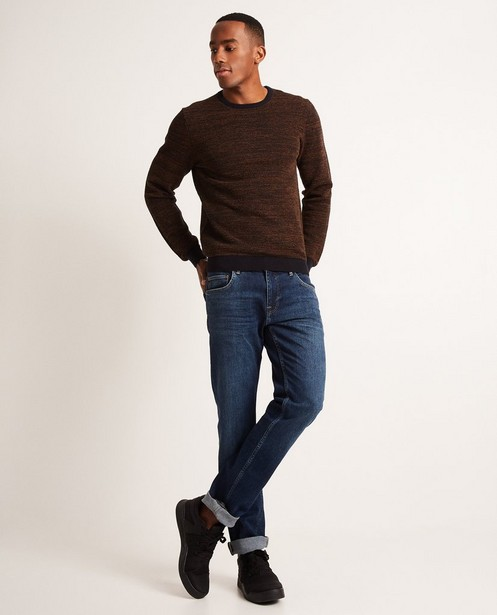 Jeans slim Smith - dry denim - JBC