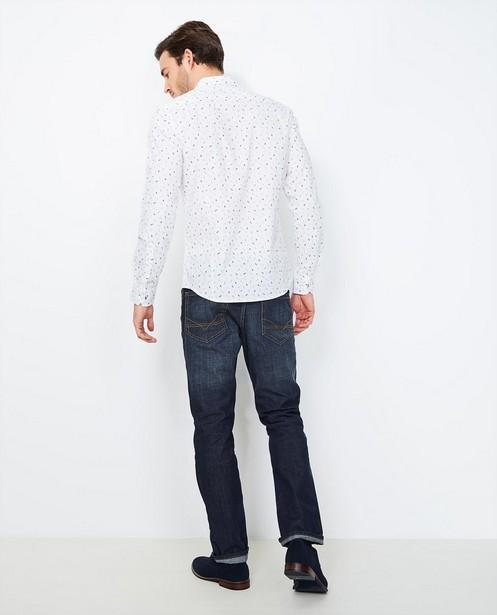 Jeans - Jeans regular délavé