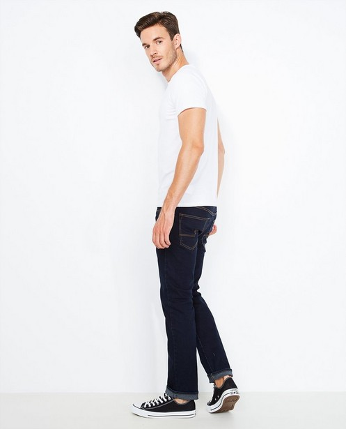 Jeans - Fitted straight jeans Brandon