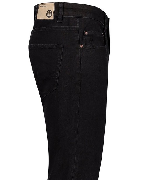 Jeans - Washed regular jeans