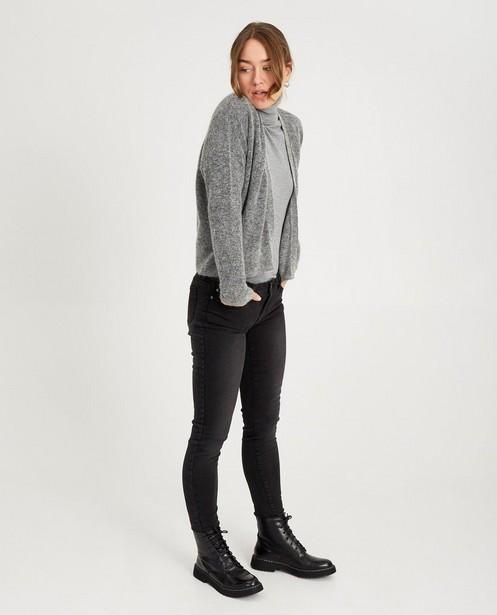 Zwarte skinny jeans - null - JBC