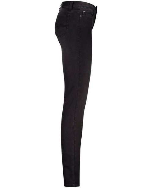 Jeans - Zwarte skinny jeans