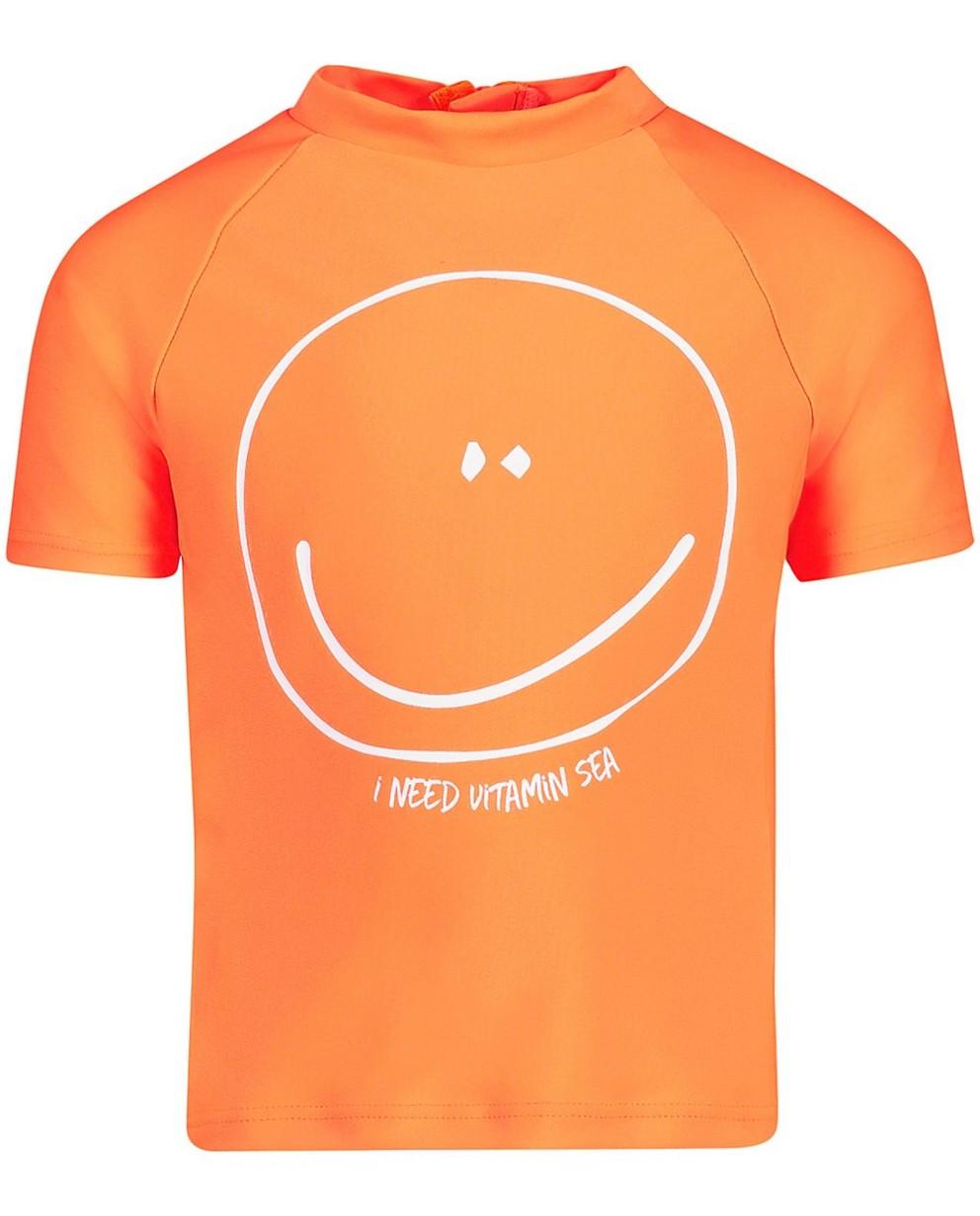 Zwemkleding - ORF - Fluo-oranje zwemshirt