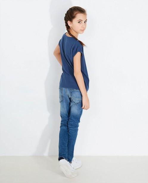 T-shirts - BLD - Donkerblauw T-shirt