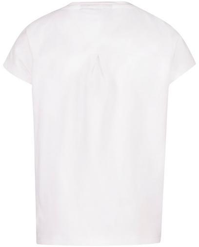 T-Shirt mit Glitzer-Print