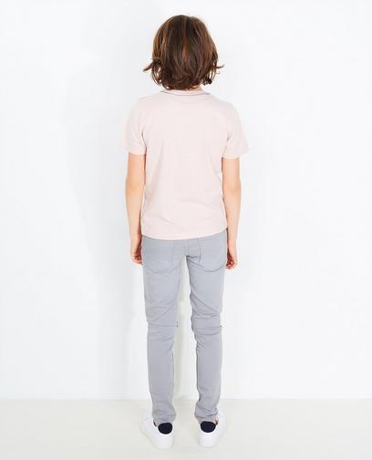 T-shirt met krabbenprint