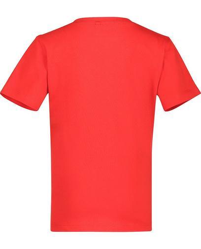T-shirt rouge garçons 2-7