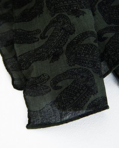 Kaki sjaal