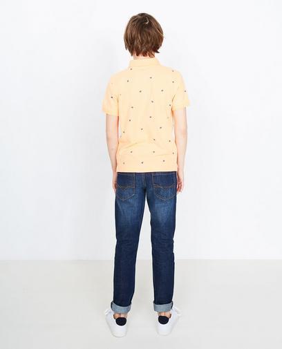 Neonoranges Poloshirt