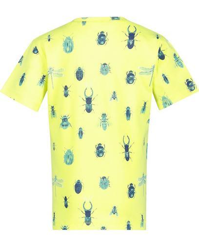 T-Shirt mit Insektenprint