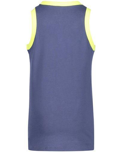 Nachtblaues Unterhemd