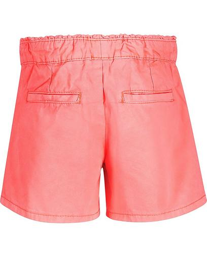 Short met ruches