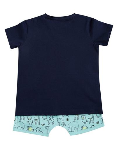 Set van T-shirt en short