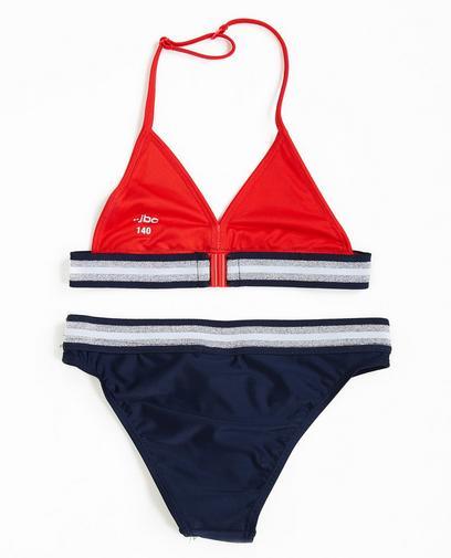 Bikini met metaaldraad