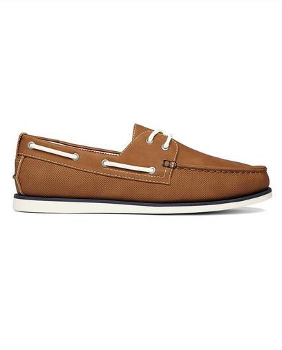 Bruine bootschoenen