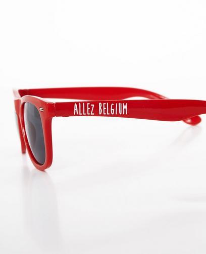 Rode zonnebril Dames