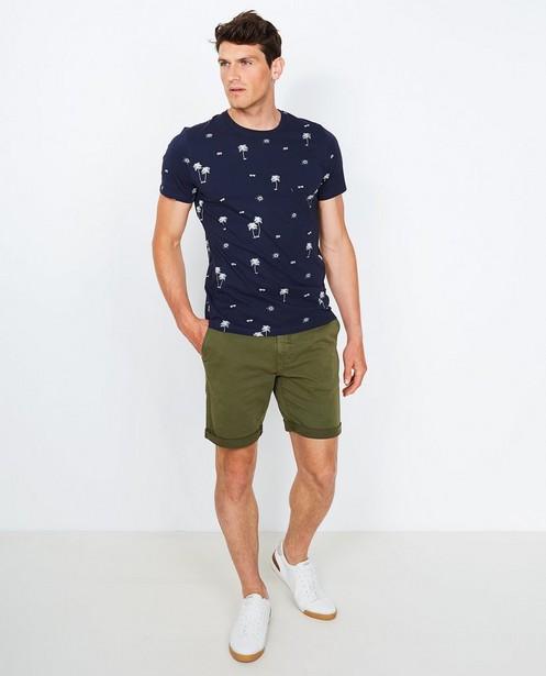 T-shirts - T-shirt met zomerprint