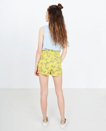 Okergele short