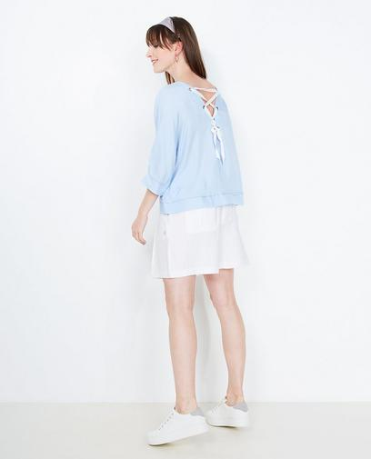 Roomwitte short