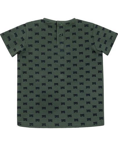 T-shirt vert mousse
