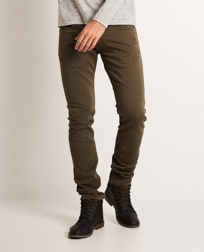 Skinny jeans, sweat denim