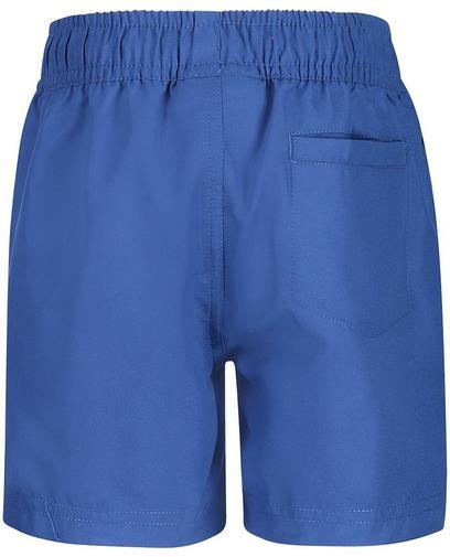 Short de natation bleu