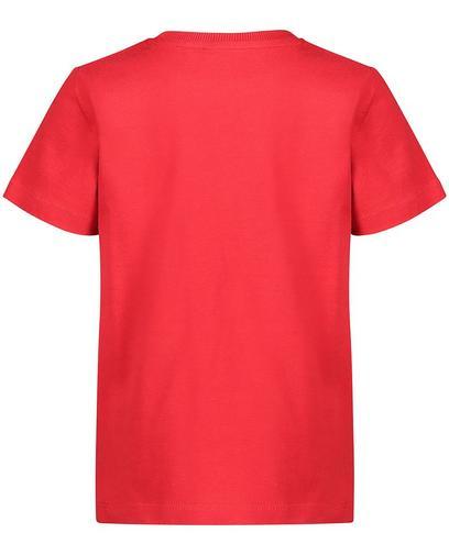 t-shirt met opschrift