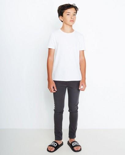 Jeans skinny, sweat denim