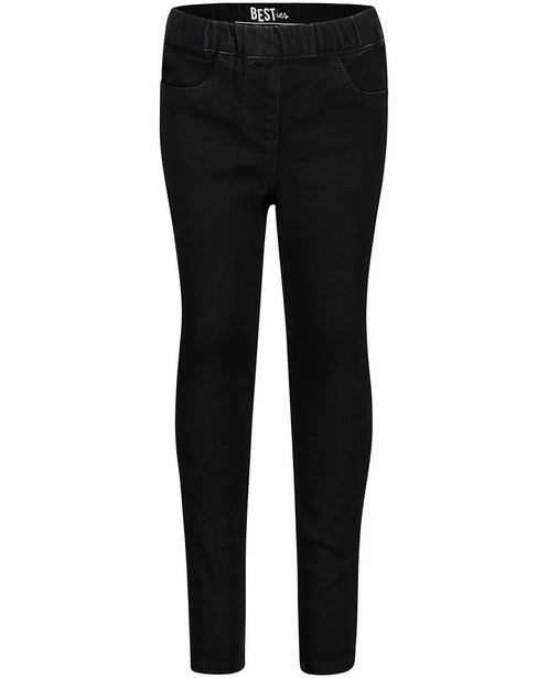 Jeans - black - Jeggings noirs ELISE