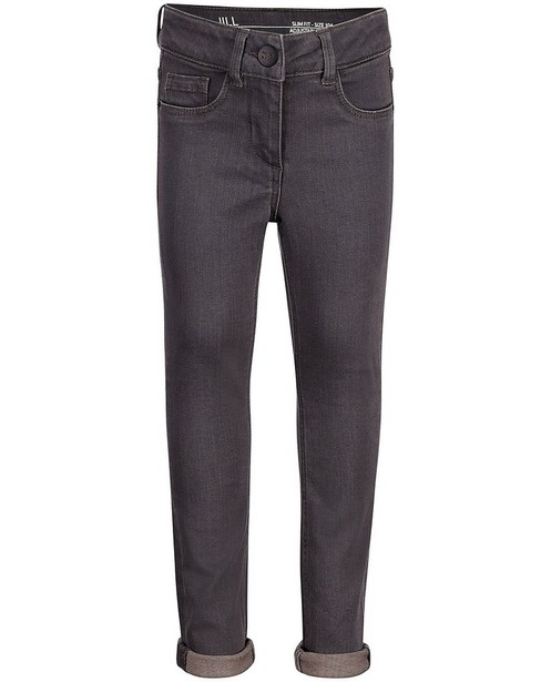 Jeans - dark grey - Slim fit jeans