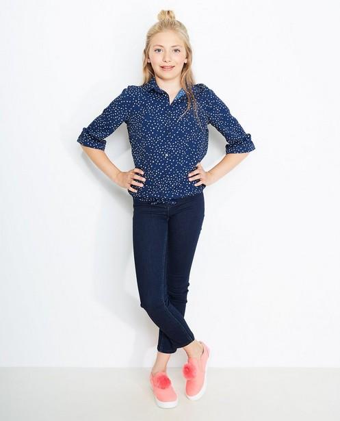 Slim fit jeans JILL - in nachtblauw - JBC