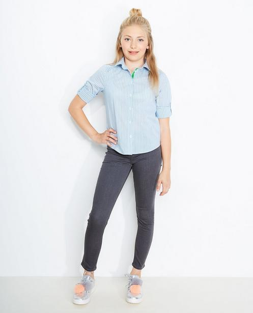 Slim-fit-Jeans JILL, 7-14 Jahre - mit Waschung - JBC
