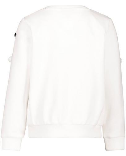 Sweater met pompons