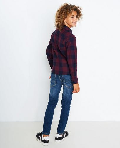 Verwassen skinny jeans