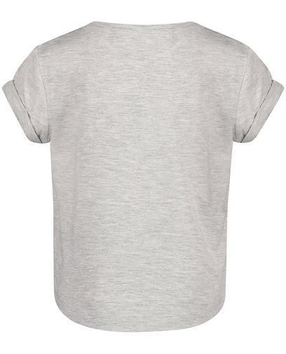 Hellgraues T-Shirt
