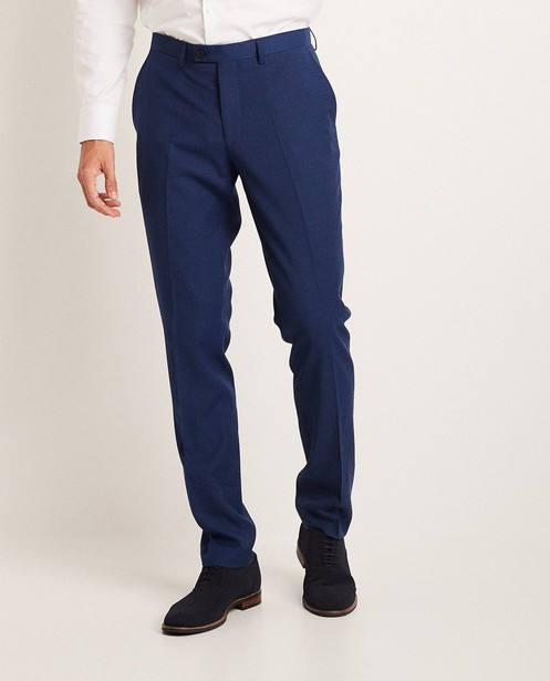 Pantalons - aqua - Geklede kostuumbroek