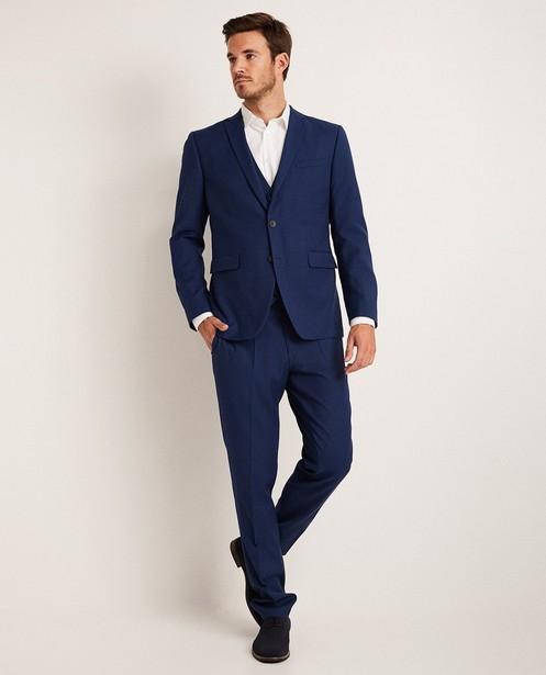 Blazer bleu - look professionnel - JBC