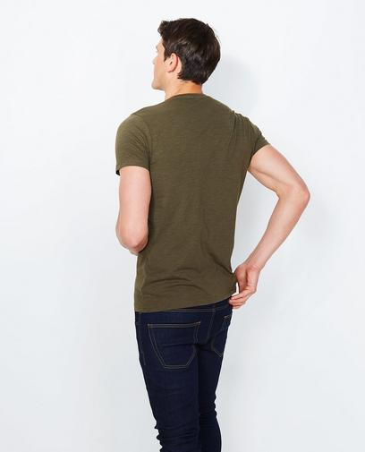 Kaki T-shirt