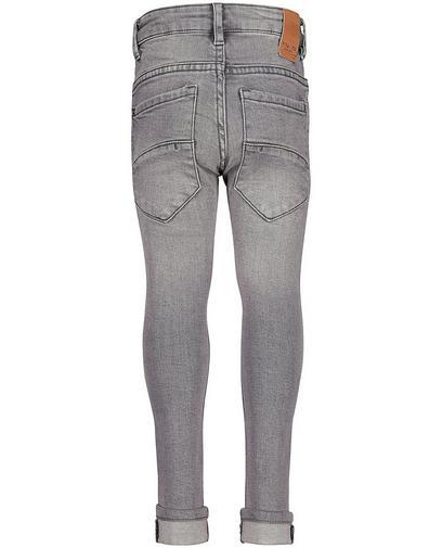 Skinny jeans met wassing