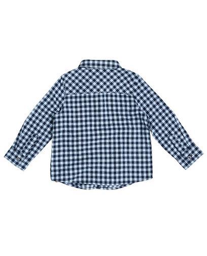 Geruit hemd