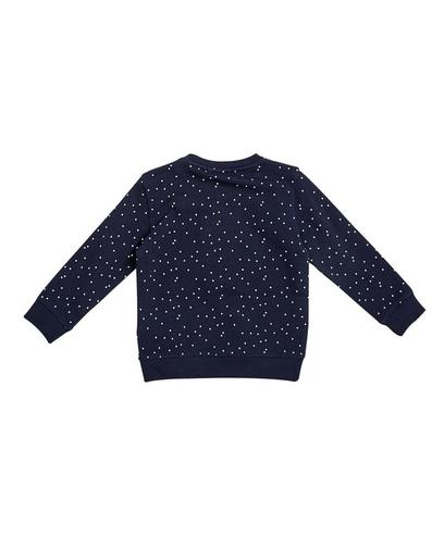 Sweater met allover print